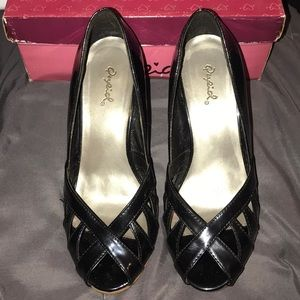 Vintage heel